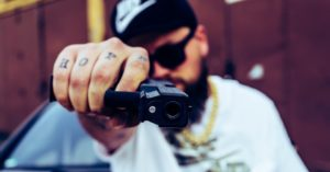 Pistol Weapon Self-defense